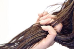 トリートメントは髪をいためる!2