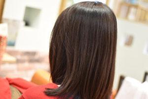 キレイに髪を伸ばしたい人、必見 ハナヘナ3回目のレポート