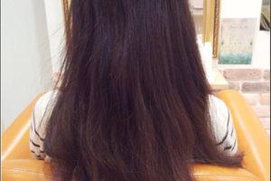 家族の口コミで疎水系トリートメント、ハナヘナでしっかり髪の補強2