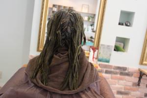 長いのにきれいな髪って言われちゃう ハナヘナトリートメント