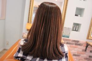 縮毛矯正とカラーはどっちがさき?