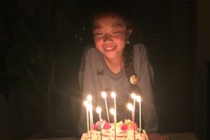 2桁のお誕生日