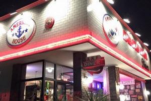60年代のアメリカ映画の世界にタイムスリップできちゃうレストラン