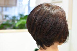 カラーだど毎回の髪の痛みが気になる方に和漢彩染で白髪染め