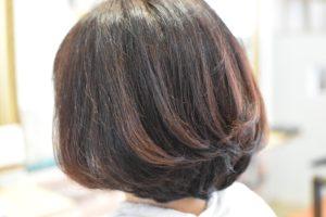 細くてコシのない髪にツヤ感アップのハナヘナトリートメント